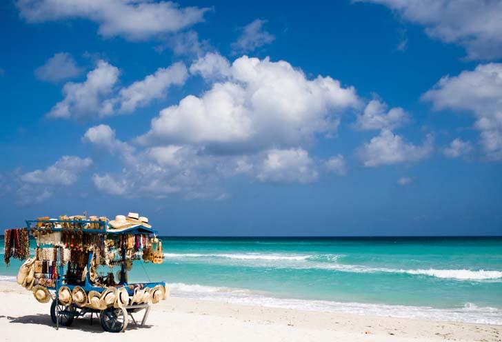 Varadero Cuba Beach Junky