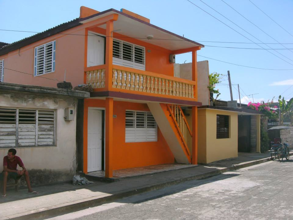 Casa la terraza brisa del mar baracoa cuba junky casa for Modelo de casa con terraza