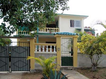 Casa Maday Simon Havana Guanabo