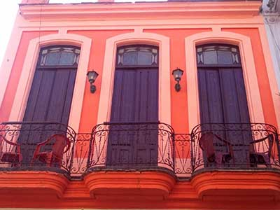 Casa The Orange House, Havana Centro