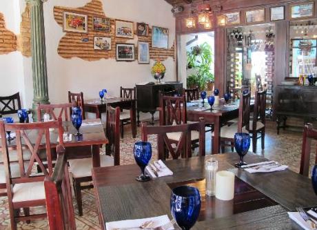 Restaurant San Jose Trinidad Cuba